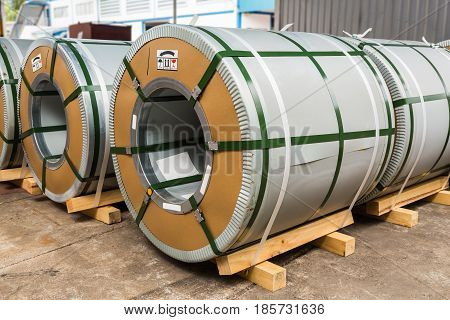 Silicon Steel Coils