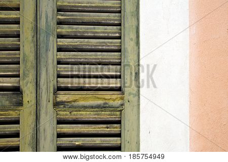 Window  Varese Palaces Italy Abstract     The Concrete  Brick