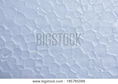 Close up texture foam board for background