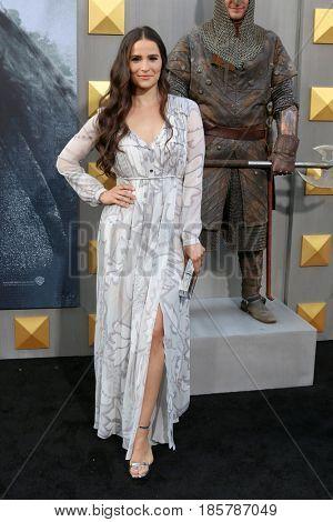 LOS ANGELES - MAY 8:  Gianna Simone at the