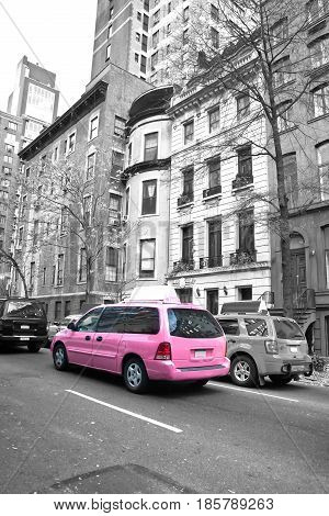 New York, Taxi