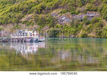Lago Del Desierto, Patagonia - Argentina