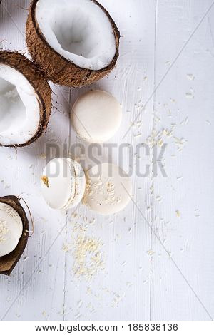 Sweet Coconut Macaroons