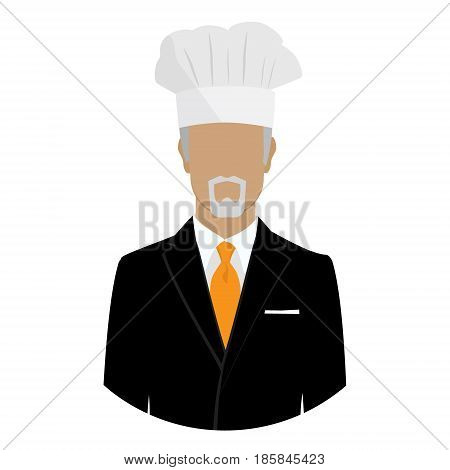 Man In Chef Hat.