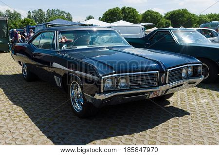 Paaren Im Glien, Germany - May 19: Buick Wildcat (second Generation). The Buick Wildcat Is A Full-si