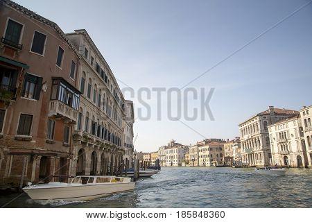 Venice, Grand Canal, Rialto Bridge
