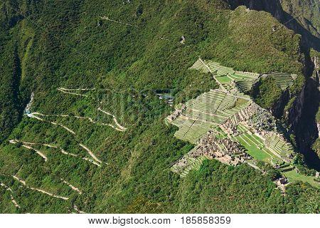 Machu Picchu Lost City