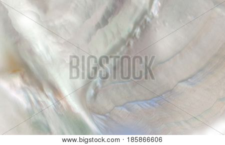 Abstract nacreous satin mother of pearl shell backgroundtealpale blueaqua and mauve - concepts