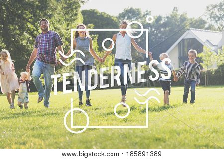 Tenderness Blandness Kindness Mildness