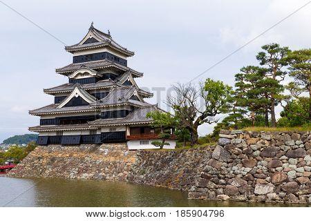 Traditional Matsumoto Castle