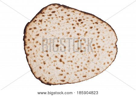 Isolated Saved Matzah