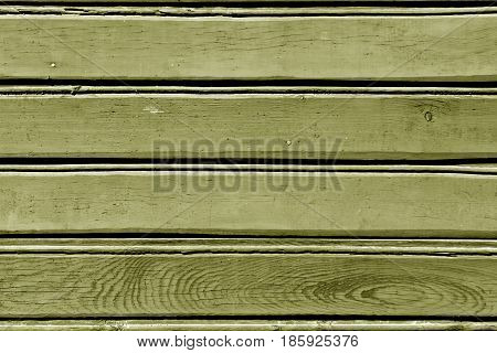 Yellow Color Wood Wall Pattern.