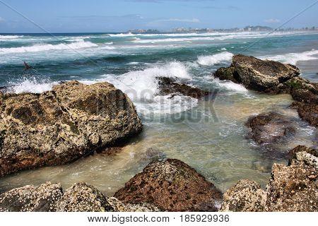 Pacific Coast Landscape