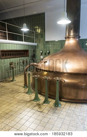 Visiting The Lich Brewery In Lich, Germany
