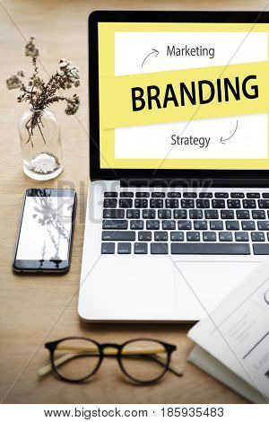 Branding Strategy Marketing Business Graphic Design