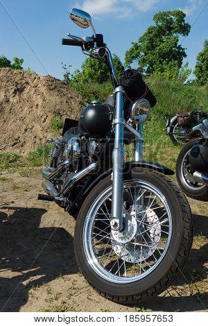 PAAREN IM GLIEN GERMANY - MAY 19: Superbike Honda CBX