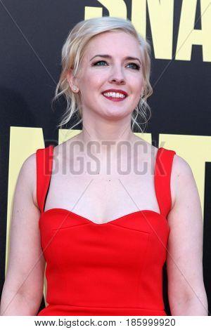 LOS ANGELES - MAY 10:  Katie Dippold at the