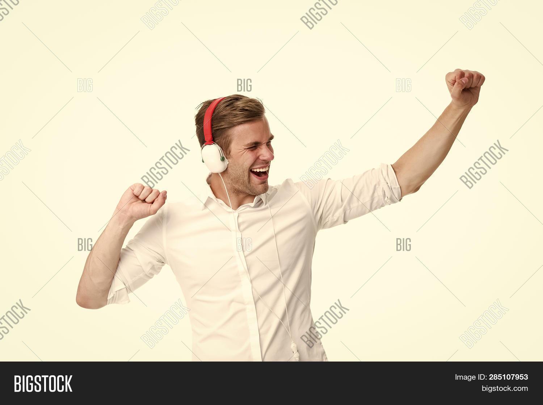 Dancing Music  Man Image & Photo (Free Trial)   Bigstock