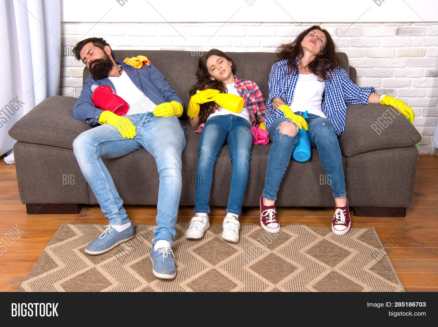 Exhausting Cleaning Image Photo Free Trial Bigstock