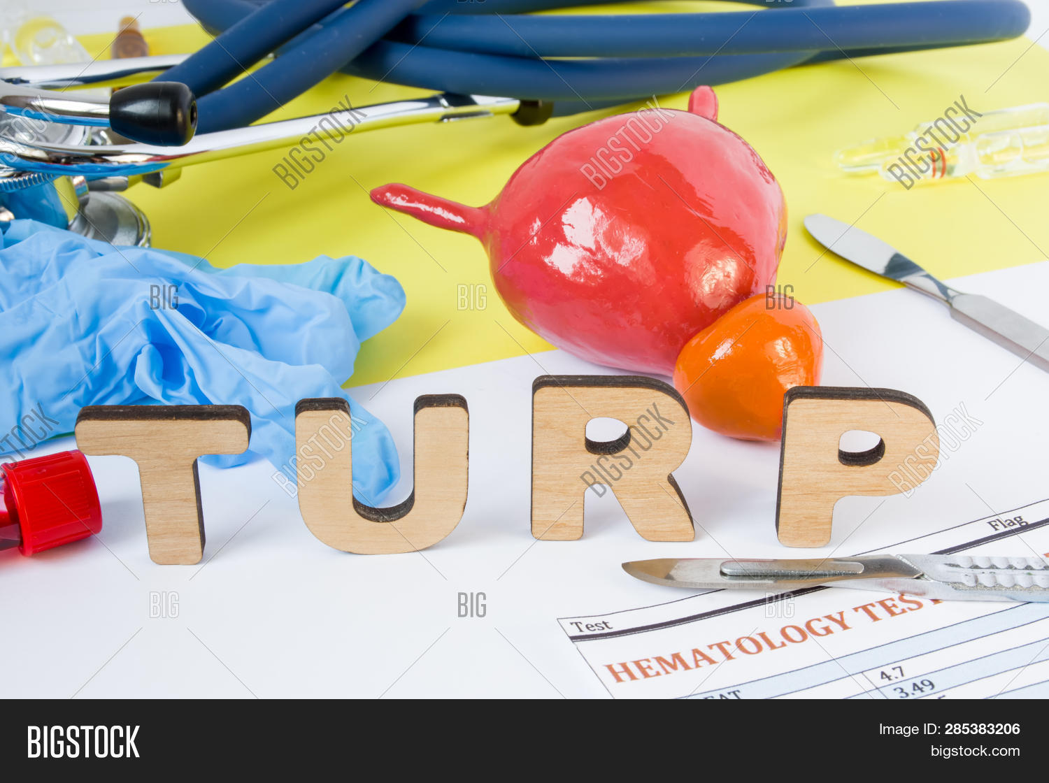 Turp Medical Surgery Image & Photo (Free Trial) | Bigstock