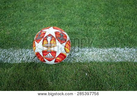 Official Champions League Football Ball
