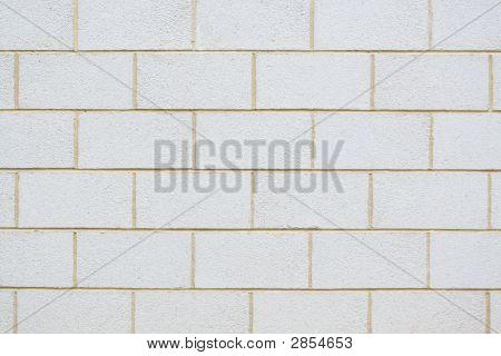 Breeze Block Wall