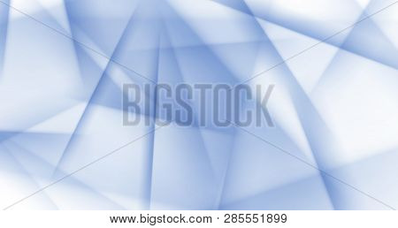 Light Blue Ice Polygonal Halftone Background Abstract Texture