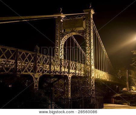 Chester Suspension Bridge