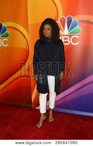 LOS ANGELES - FEB 20:  Lorraine Toussaint at the NBC's Los Angeles Mid-Season Press Junket at the NBC Universal Lot on February 20, 2019 in Universal City, CA