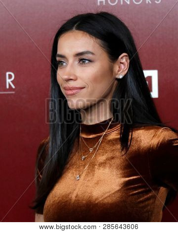 LOS ANGELES - FEB 20:  Jennifer Delgado at VH1 Trailblazer Honors at the Wilshire Ebell Theatre on February 20, 2019 in Los Angeles, CA