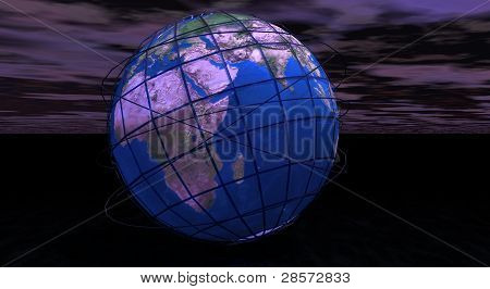 Technological Earth