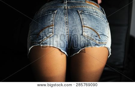 Woman Ass. Sexy Jeans.sexy Woman Body In Jean, Stripper. Great Ass. Sexy Female Wearing A Of Pants.