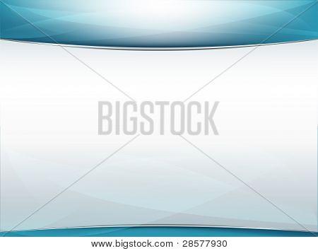 Modern glossy presentation background