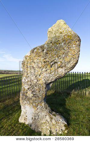 King Stone, Cotswolds, Uk