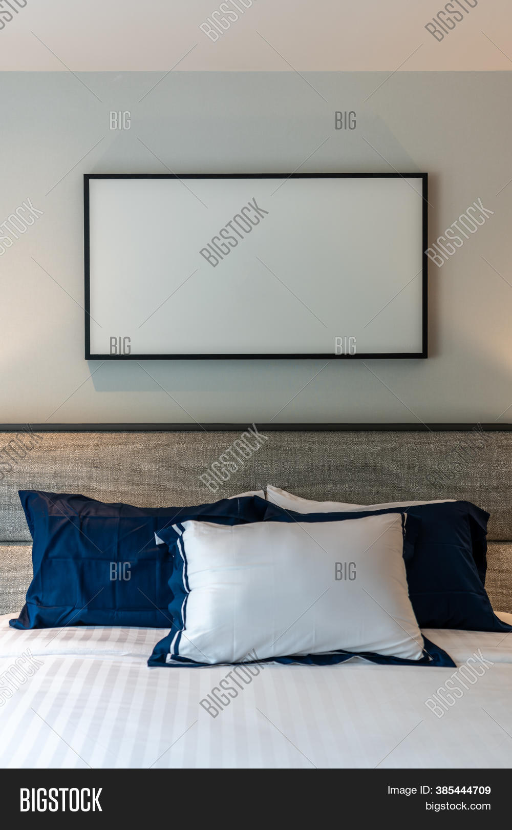 Stylish Bedroom Corner Image Photo Free Trial Bigstock
