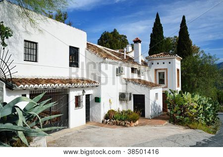 Typical Spanish House