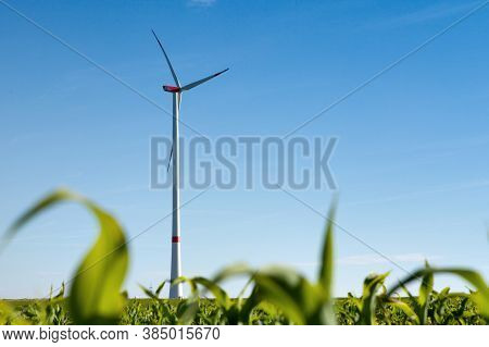 Onshore Wind Energy In Bavaria / Germany (greenengergy)