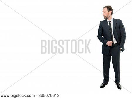 Businessman. Start Now. Businessmen Consider Launching Startup. Startup Business. Startup Company. S