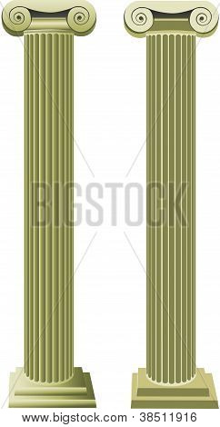 Romen Columns