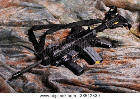 M-4 Rifle