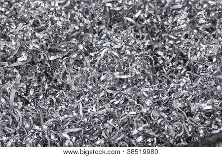 Aluminium swarfs