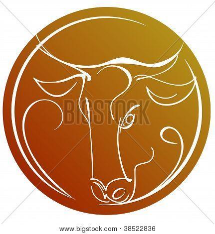 Taurus In The Circle