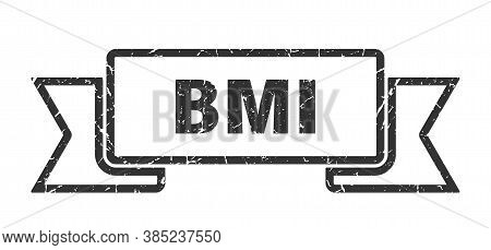 Bmi Ribbon. Bmi Grunge Band Sign. Bmi Banner