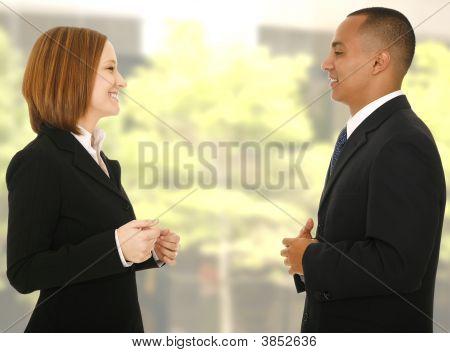 Informal Business Talk