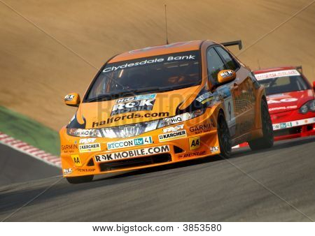 Honda Civic And Integra Btcc
