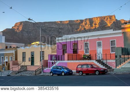 Cape Town, South Africa, 9.24.2011architecture ,architecture and table mountain in cape town