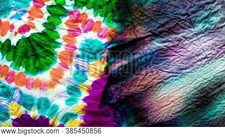 Contemporary Art. Abstract Dirty Art Texture. Trandy Dirty Art. Tie Dye Watercolor Backdrop. Backgro