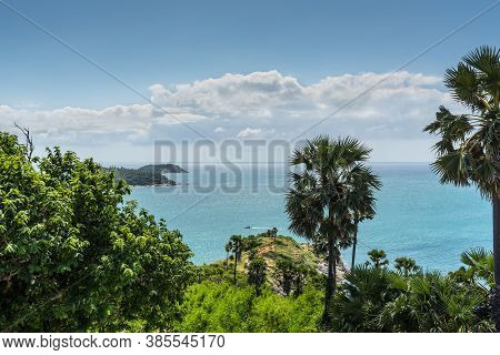 Andaman Sea Near Promthep Cape On Phuket Island - Icon Of Phuket, Thailand