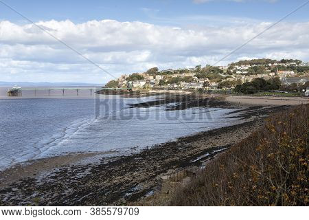 An Old Victorian Town, The Seafront Has Ornamental Gardens, A Victorian Bandstand And Other Attracti
