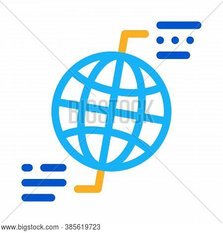 Arctic And Antarctic Icon Vector. Arctic And Antarctic Sign. Isolated Contour Symbol Illustration